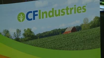 CF Industries banner
