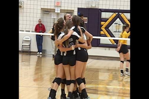 Lutheran High Northeast will play for the Class C2 volleyball title on Saturday.