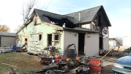 © Lake City Police say three children and one adult are dead after a house fire early Tuesday morning.