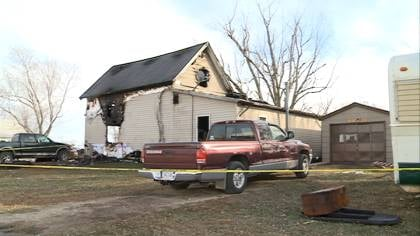 We have the latest on the cause of a Lake City, Iowa fire that tragically left four family members dead, including three young children.