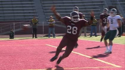 Morningside is 1-5 in the FCS quarterfinals.