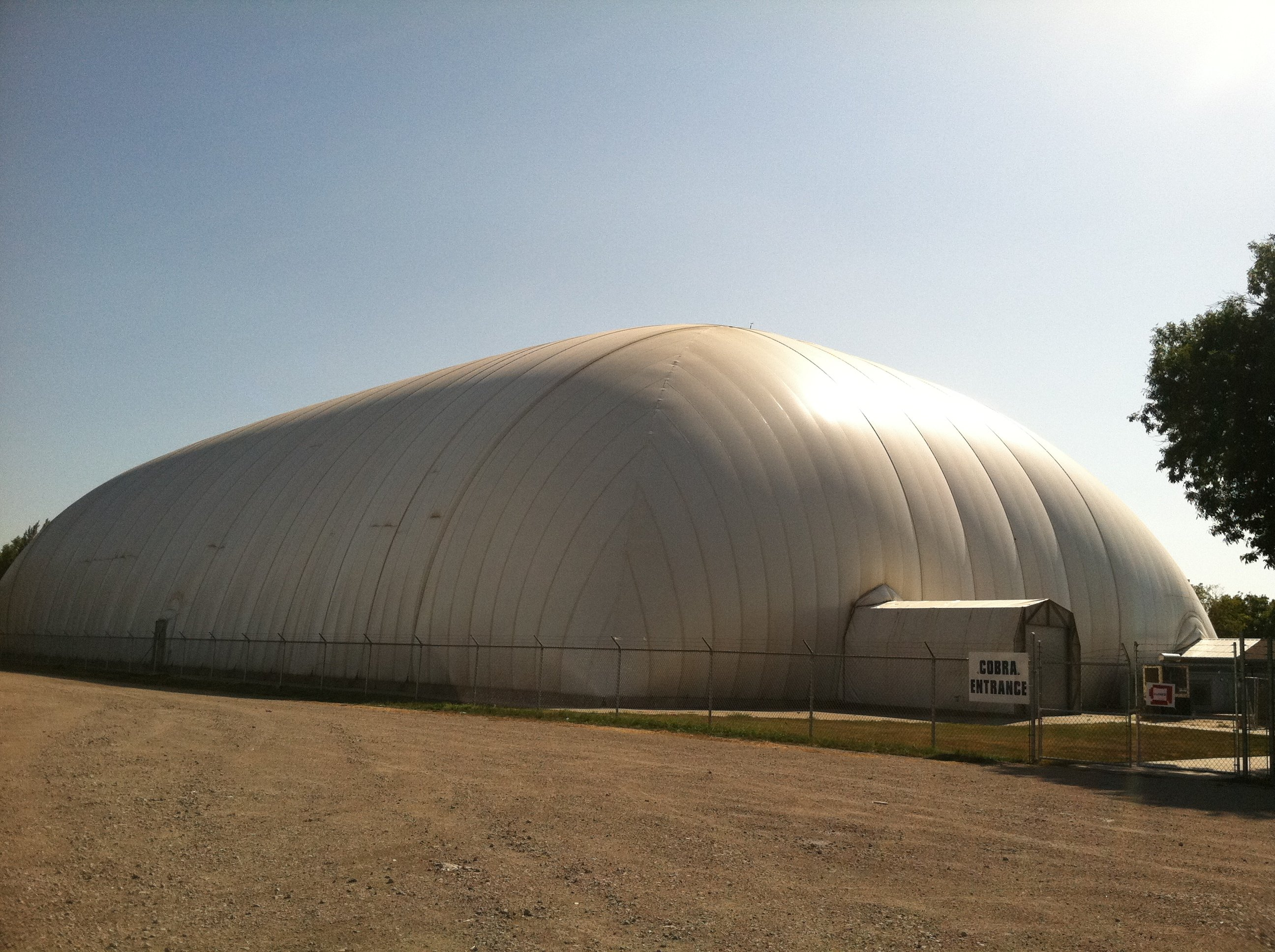 Briar Cliff University has acquired the athletic and golf dome, located in South Sioux City, Nebraska.