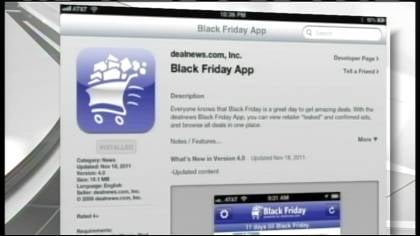 Black Friday App