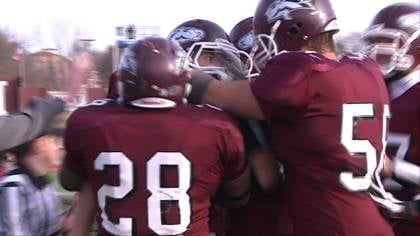 Morningside is one of two unbeaten teams left in the FCS.