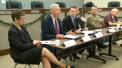 Education leaders came away encouraged after a panel discussion with Iowa state representatives.