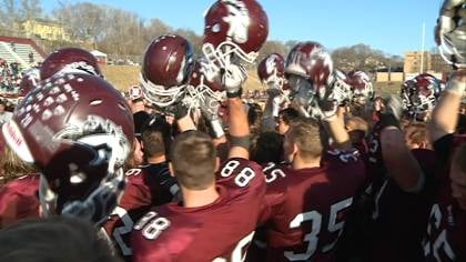 Morningside advanced to their first-ever NAIA Football Championship with a 47-19 win over St. Xavier on Saturday.