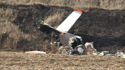 Two men are dead and another seriously injured after a plane crash near Correctionville.