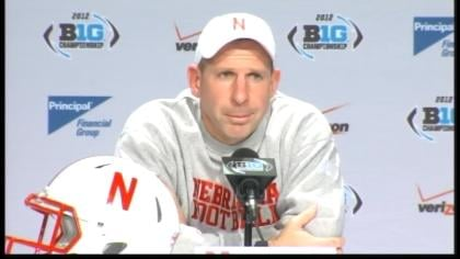 Bo Pelini is 0-3 all time in conference title games.