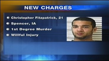 21-year-old Christopher Fitzpatrick will stand trial February 23rd.