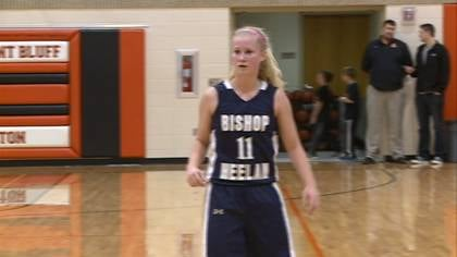 Bishop Heelan beat Sgt. Bluff-Luton, 72-62, on Tuesday night in Sgt. Bluff, Iowa.