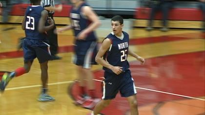 Sioux City North improved to 4-0 with a 65-57 win at South Sioux City on Thursday night.