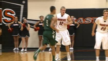 Eighth-ranked Sioux City East stayed undefeated with a 63-54 win over Sioux City West on Friday.