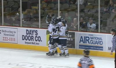 Sioux City is now 4-14-4 on the season.