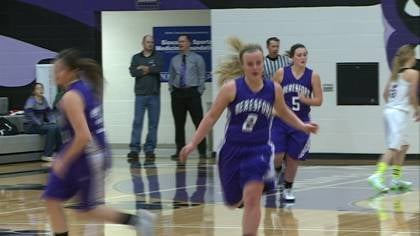 Beresford defeated Dakota Valley, 55-45, on Monday in North Sioux City, SD.