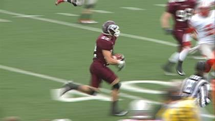 Morningside's Jared Goforth has  been named to the 2012 NAIA Coaches All-American team.