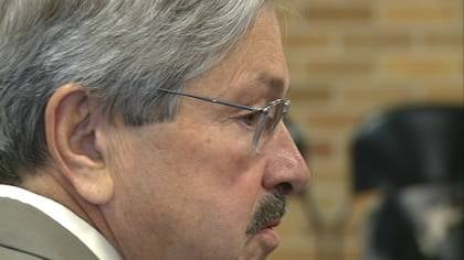 Branstad sent the letter to Health and Human Services Secretary Kathleen Sebelius on Friday.