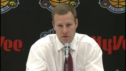 Fred Hoiberg and the Cyclones are now 8-3 on the year.