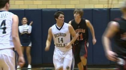 Sixth-ranked Bishop Heelan beat Le Mars, 57-42, on Tuesday night in Sioux City.