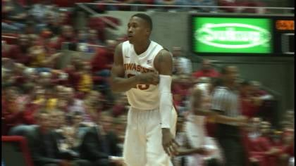 Tyrus McGee finished with 20 points and Iowa State rallied to beat Missouri-Kansas City 76-61 on Wednesday.