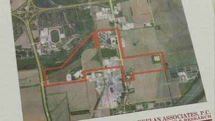 © South Sioux would like to use TIF money from a 364 acre TIF district in the works. It'd encompass the proposed sewer plant, and sit north of Roth.