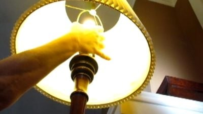 Under federal law, 75-watt bulbs can no longer be produced or imported as of January 1st.