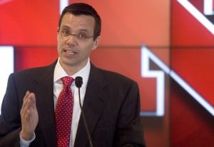 New Nebraska coach Tim Miles lost his Big Ten opener, 70-44, at Ohio State on Wednesday.