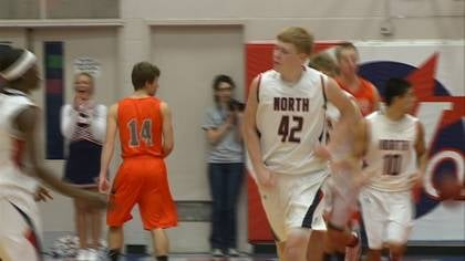 Sioux City North improved to 10-0 with an 87-34 win over Council Bluffs Thomas Jefferson on Tuesday.