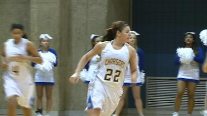 Summer Gordon had 22 points in Briar Cliff's 86-72 win over Midland on Wednesday.