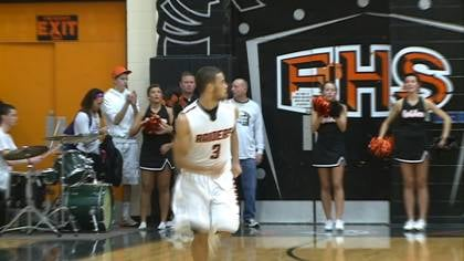 Marcel Dunson had 21 points in Sioux City East's 58-56 win over North on Friday.