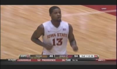 Iowa State is now 11-4 and 1-1 in Big 12 Play.