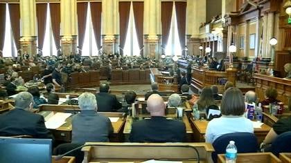 The Iowa Legislature begins the 2013 session.