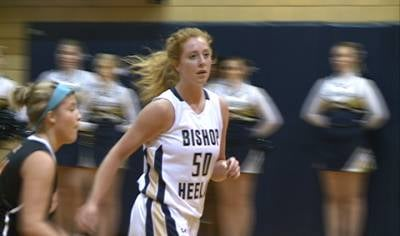 #1 Bishop Heelan beat Sioux City East, 69-45, on Thursday night.