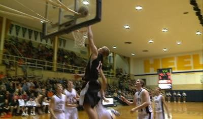 Greg Kirwan had 23 points in Sioux City East's 61-55 win over Bishop Heelan on Friday.