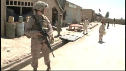 The U.S. Department of Defense says it will slowly incorporate women into the front lines.