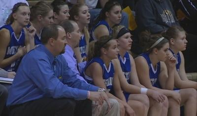 #1 Newell-Fonda beat #9 Hinton, 73-71, in overtime on Thursday night.