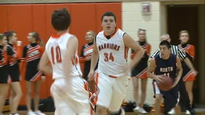 Sgt. Bluff-Luton upset #6 Sioux City North, 69-67, on Friday night.