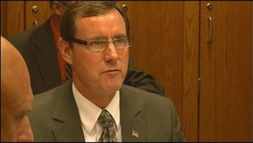 Rick Sheehy's resignation came after these phone records became public.