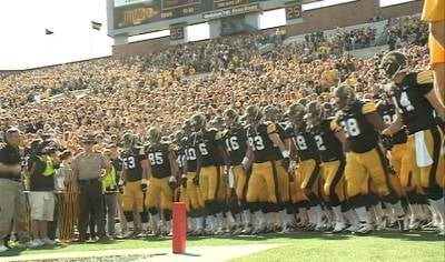 The Iowa Hawkeye football team brought in 21 players in the 2013 recruiting class