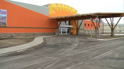 Ohiya Casino will cut the ribbon its new facility on Friday.