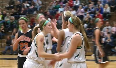 The Sioux City West girls basketball team is having the best season in school history with an 18-4 record.
