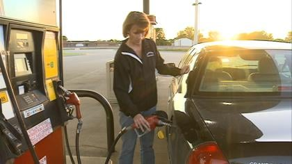 © Average Iowa gas prices have jumped more than half a dollar in a month's time.