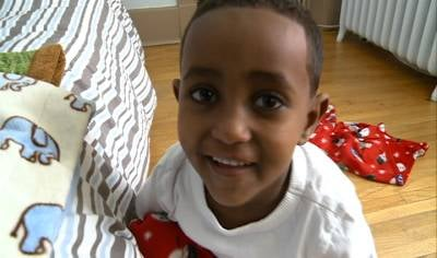 Yared Miller was an orphan from Ethiopia before and now he's the adopted son of a Sioux City pastor and his wife.