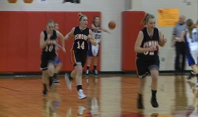 Osmond beat Wynot, 47-34, on Friday to earn a trip to the state basketball tournament.