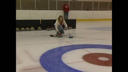 This year will mark the third annual curling tournament held at Sioux City's IBP Ice Center.