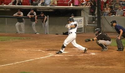 Catcher Adrian Martinez has re-signed with the X's after hitting .266 with 25 RBI's in 55 games in 2012.