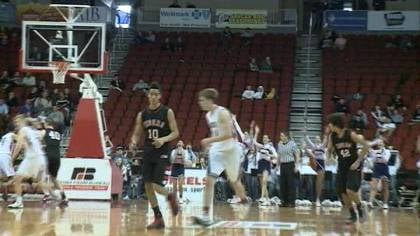 Daniel Tillo had 14 points in Sioux City North's 57-46 loss to Cedar Falls on Wednesday.