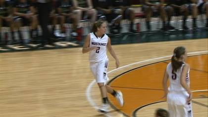 Chelsie Trask had 12 points in Morningside's 92-43 win over Webber International on Wednesday.