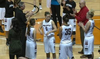 Morningside fell behind 18-1 and lost to Indiana Wesleyan, 65-64, in the NAIA semifinals.