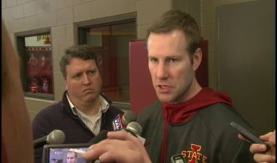 "Fred Hoiberg wants ""forty minutes of proper execution"" against Oklahoma."