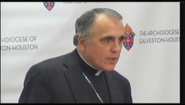 Daniel Cardinal DiNardo, former Bishop of the Sioux City Diocese, was one of the 115 Cardinals who voted in the Papal Conclave on Wednesday